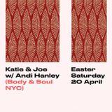 Katie Barber / Joe Lye / Andi Hanley / Margate Arts Club 20/04/2019