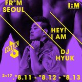 I AM CIRCUIT MUSIC FESTIVAL SEOUL 2017 - Set by DJ HYUK