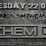 CHEM-D - NOT EASY TUNES SHOWCASE # 009 ON GABBER.FM 22/01/2014