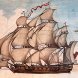 11. The Sailing Ship-The Old Library Series.