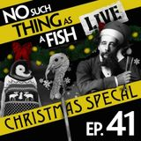 Episode 41: No Such Thing As Reginald The Red-Nosed Reindeer