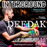 deedak - podcast Interground BsAs