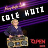 Cole Kutz - FNL - Open Tempo FM 4th july