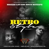 Top Shatta Sound - Retro Style Vol 1 Reggae Lovers Rock Mixtape