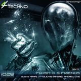 Art Style: Techno   Flash-X & Friends #029 [Part 2] : V-Touch & Sandre