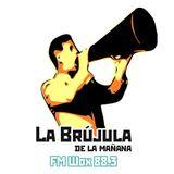 Entrevista a Esteban Alzueta - La Brujula de la mañana