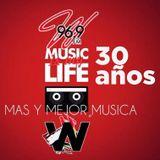 WFM - 10o. aniversario. Transmisión Simultánea con Radioactivo.