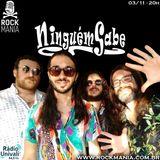 Rock Mania #393 - com Wagner Kuhnen, da Ninguém Sabe - 03/11/19