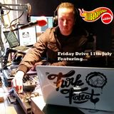 Friday Drive 11th July 2014 featuring Funk Ferret