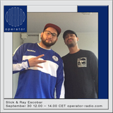 Slick & Ray Escobar - 30th September 2017