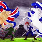 Dj. Scott Brown - Mc. Jet - England vs Scotland @ Oasis, Bishop Auckland 1.3.03