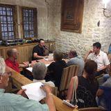 Emission du 31 mai 2017 en direct du Café solidaire Le Casoli à Ornans