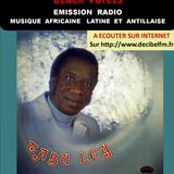 BLACK VOICES émission spéciale TABU LEY ROCHEREAU RADIO DECIBEL