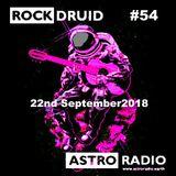 Rock Druid #54 - 22nd September 2018