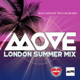 Move Ldn Tech House mix by Max E Groove
