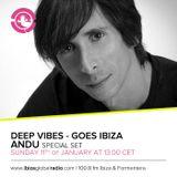 Andu // Deep Vibes @ Ibiza Global Radio (11.01.2015)