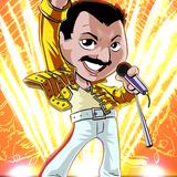 Mercury Rising:  The DJ Dare-N Freddie Mercury Tribute Part 1