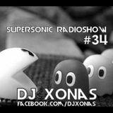 Supersonic Radioshow #34