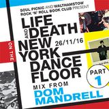 Life and Death on the New York Dancefloor pt 1 - Dom Mandrell