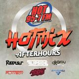 Hot Mix Afterhours with DJ Riddler October 17, 2015