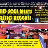 Solid Solid soul meets classic reggae part 1