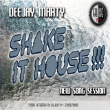 Shake It House On Galaxieradio @21.01.2017 by Deejay Marty