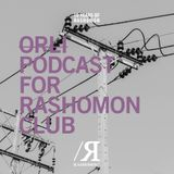ORLI podcast for Ten Years of Rashomon Club
