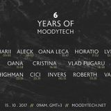 6 Years of MoodyTech - Invers