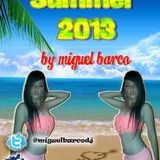 Summer Megamix 2013 By Miguel Barco Dj