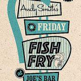 DJ Andy Smith Friday Fish Fry at Joe's bar, Camden - 2/10/15