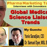 Global Medical Science Liaison Trends