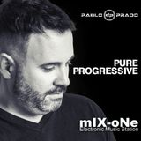 Pablo Prado - Pure Progressive 006 (December 2017) MixOne Radio