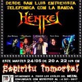 Espiritu Inmortal 34 - 24-05-16 - HENKEL (San Luis)