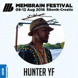 Hunter YF - Membrain Festival 2018 Promo Mix