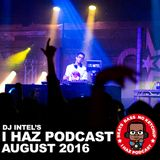 I Haz Podcast August 2016