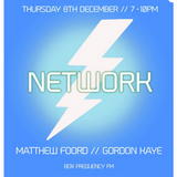 GORDON KAYE - Network Show #095 - Originally broadcast on Box Frequecy FM 08.12.2016