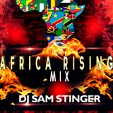 Around Africa (africarising) dj sam stinger