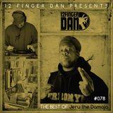 12 FINGER DAN Best of Series Vol. 78 (JERU THE DAMAJA)