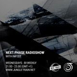 Next Phase Radioshow with Infest - 06-12-2017
