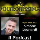 Poltronissima - 2x02 - 19.09.2016. Ospite: Simone LEONARDI.