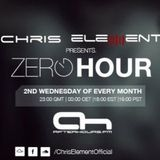 Chris Element - Zero Hour 012 (R.E.L.O.A.D. Producer Guestmix)