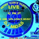 Retro Dance Party 01.24.2015 LIVE on Renegade Retro <renegaderetro.com>