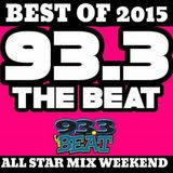 The Beats 93.3 New Years Eve Mix