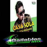 Mix Casa sola y mas (octubre 2014 )Dj Elvis Alexander  lo mejor en luces y sonido