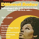 Different Strokes soul/funk sets  5/4/2014