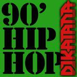 DJ KATANA - 90s-00s Hip-Hop Mixtape