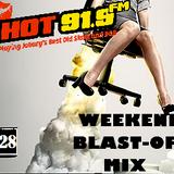HOT 91.9FM WEEKEND BLAST-OFF MIX 28