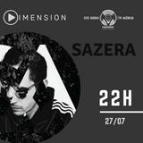 SAZERA - radio 0008 broadcast