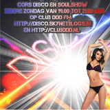 Cors Disco en Soulshow - 19 februari 2017