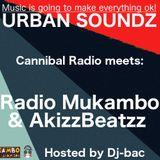 AkizzBeatzz & Mukambo on Cannibal Radio (GR) hosted by Dj-bac (14-04-2018)